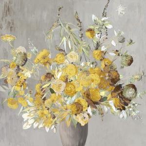 Summer Yellow Bouqet by Asia Jensen
