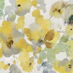 Sunny Floral II by Asia Jensen