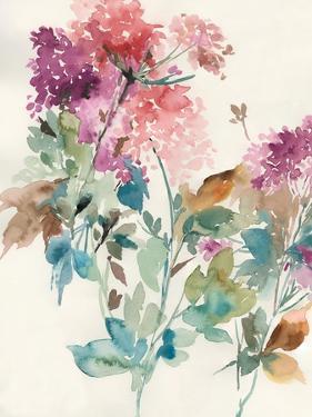 Sweet Hydrangea II by Asia Jensen