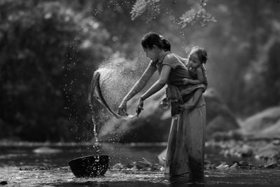 Laundry by Asit