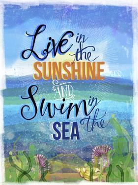 Coastal Joy 4 by Asmaa' Murad