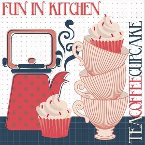 Fun in Kitchen II by Asmaa' Murad