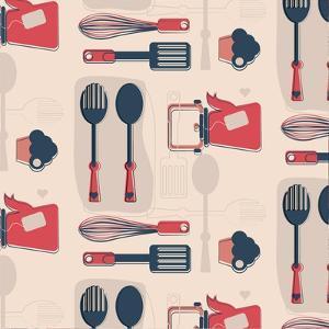 Fun in Kitchen III by Asmaa' Murad