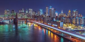 Around New York by Assaf Frank