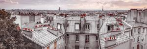 Assaf Frank- Paris Roof Tops by Assaf Frank