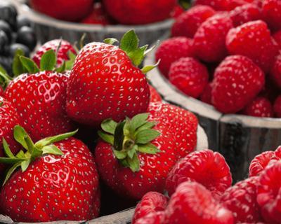 Berries III by Assaf Frank