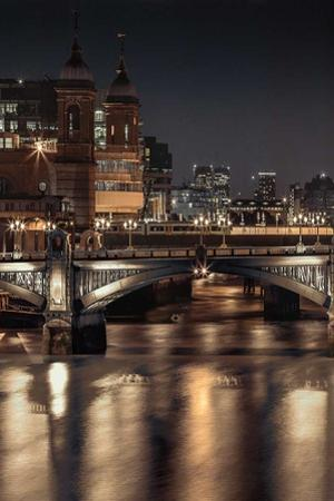 London Glow I by Assaf Frank