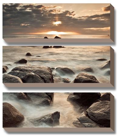 Midnight Sunrise by Assaf Frank