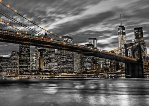 New York by Assaf Frank