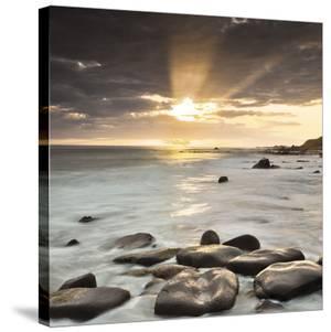 Nordic Sunset by Assaf Frank