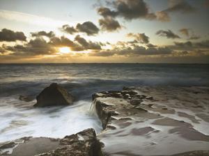 Spledid Sunrise by Assaf Frank