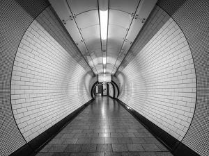 Underground Passage by Assaf Frank