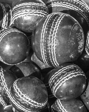 Vintage Sport - Cricket by Assaf Frank