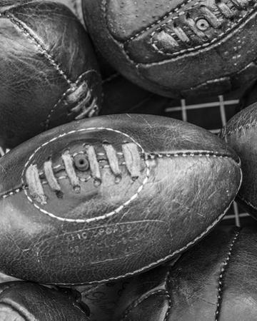 Vintage Sport - Rugby by Assaf Frank