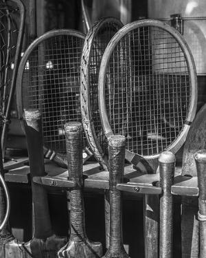 Vintage Sport - Tennis by Assaf Frank