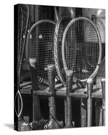 Vintage Sport - Tennis by Assaf Frank