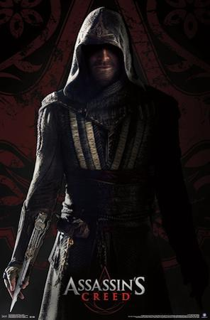 Assassin's Creed- Aguilar in the Shadows