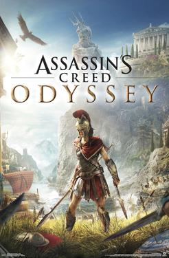 Assassin's Creed Odyssey - Key Art
