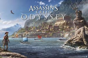 Assassin's Creed Odyssey - Sea
