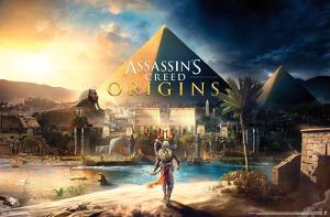 ASSASSIN'S CREED: ORIGINS - LANDSCAPE