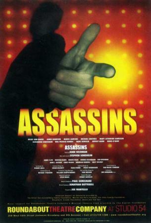 Assassins - Broadway Poster , 2004