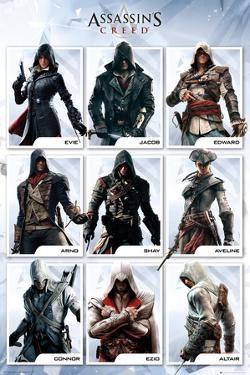 Assassins Creed- Compilation