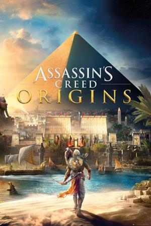 Assassins Creed - Origins Cover