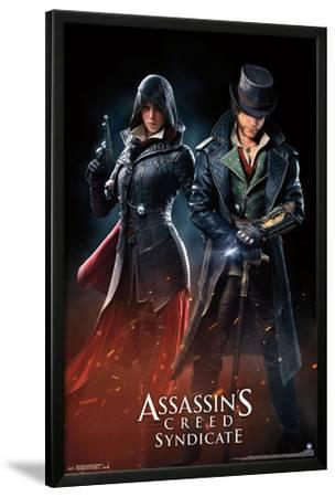 Assassins Creed Syndicate - Evie And Jacob