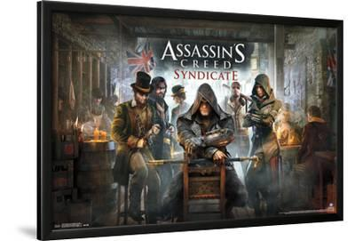 Assassins Creed Syndicate - Key Art