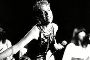 Annie Lennox on Stage by Associated Newspapers