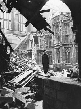 Damage to Houses of Parliament by Associated Newspapers