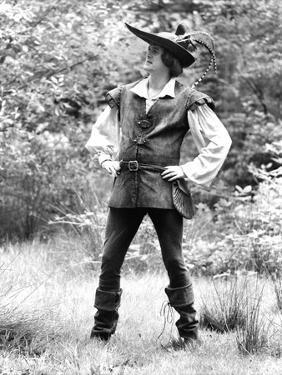 John Cleese as Robin Hood by Associated Newspapers