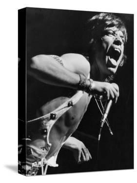 Mick Jagger Performs in Vienna by Associated Newspapers