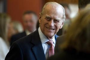 Prince Philip at the Journalists Charity at Stationers Hall by Associated Newspapers