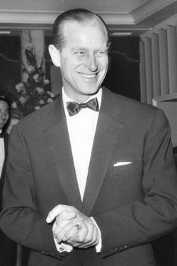 Prince Philip in 1963 by Associated Newspapers