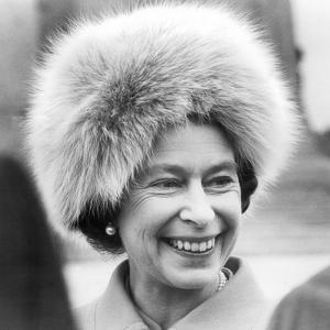 Queen Elizabeth II touring Canada by Associated Newspapers