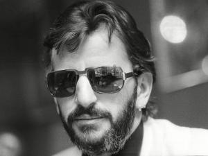 Ringo Starr, Former Beatle by Associated Newspapers