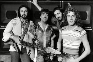 The Who, 1977 by Associated Newspapers
