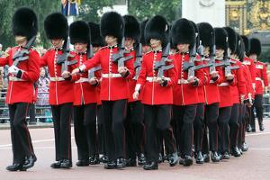 Trooping the Colour parade 2015 by Associated Newspapers