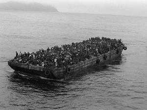 Danang Refugees by Associated Press