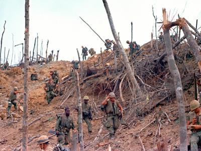 Marines Vietnam by Associated Press