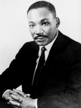 Martin Luther King by Associated Press