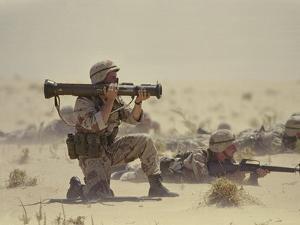 Operation Desert Shield by Associated Press
