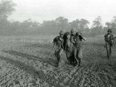 Viet Cong Attack by Associated Press
