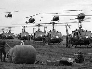 Vietnam U.S. Huey by Associated Press