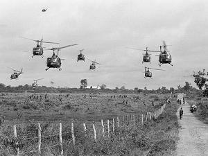 Vietnam War U.S. Ground Troops by Associated Press