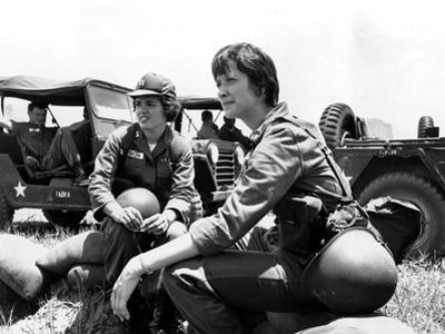 Vietnam War U.S. Nurses by Associated Press