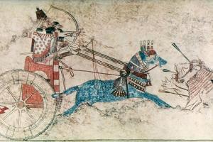 Assyrian King, 730 B.C