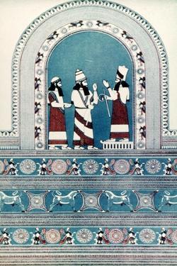Assyrian King, C720 B.C