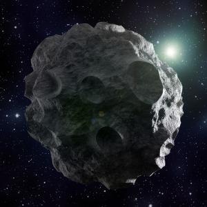 Asteroid, Artwork